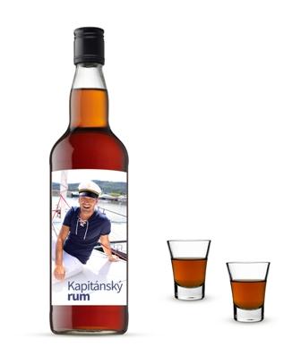 Originální rum